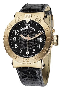 Wrist watch John Galliano 1551 100 025 for Men - picture, photo, image