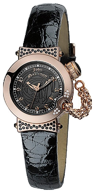 Wrist watch John Galliano 1551 100 625 for women - picture, photo, image