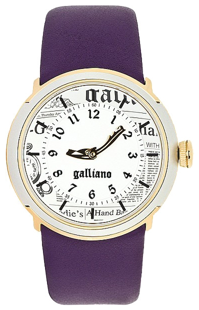 Wrist watch John Galliano R2551100502 for women - picture, photo, image