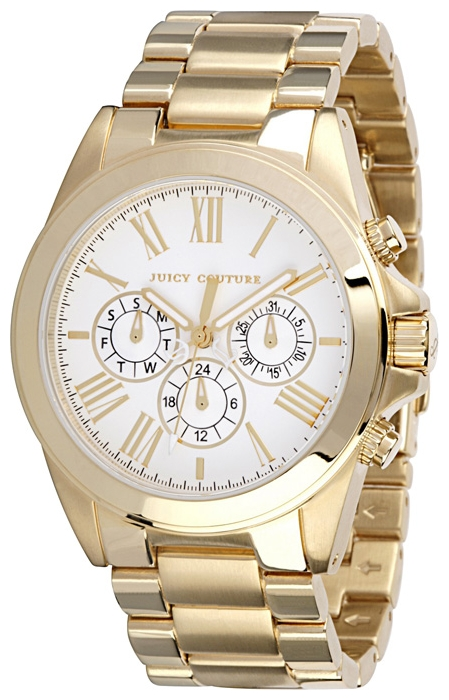 Wrist watch Juicy Couture 1900901 for women - picture, photo, image