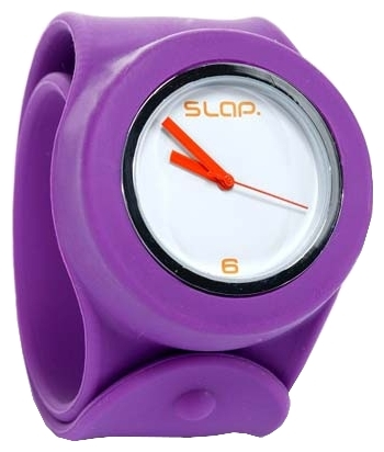 Wrist unisex watch Kawaii Factory Sljep-chasy Fioletovye - picture, photo, image
