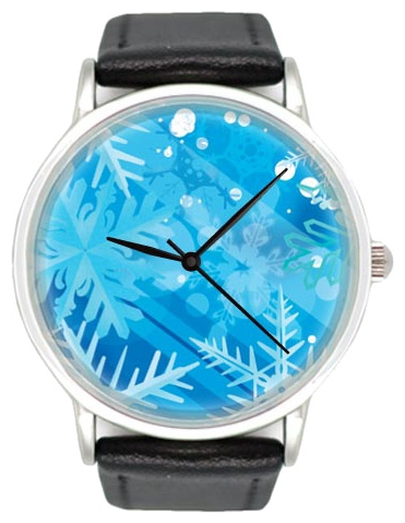 Wrist unisex watch Kawaii Factory Blue - picture, photo, image