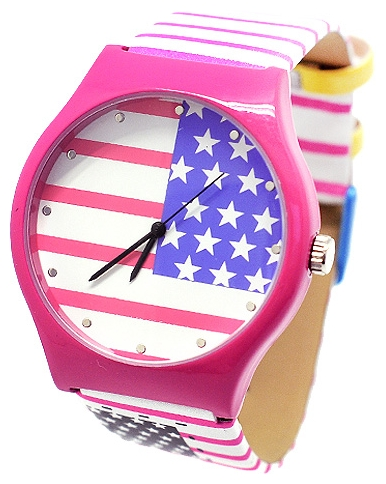 Wrist unisex watch Kawaii Factory Freedom - picture, photo, image