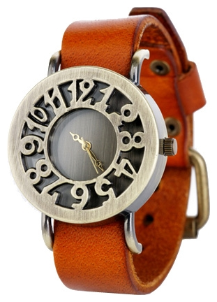 Wrist watch Kawaii Factory Grace (oranzhevye) for women - picture, photo, image