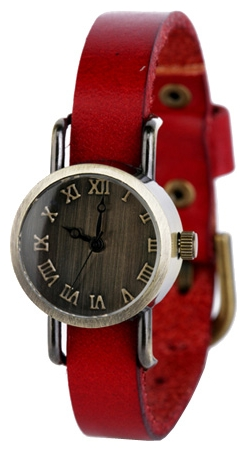 Wrist watch Kawaii Factory Memory (krasnye) for women - picture, photo, image