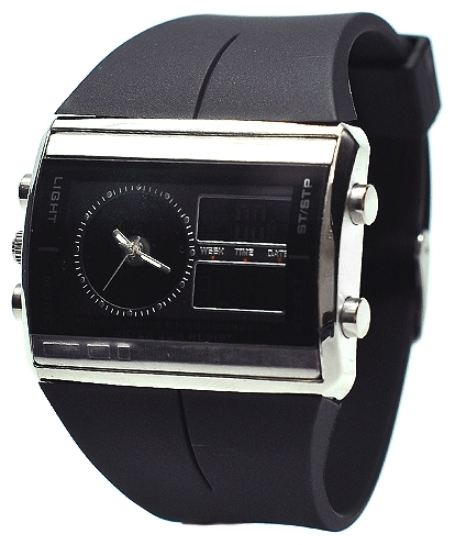 Wrist unisex watch Kawaii Factory Severity - picture, photo, image
