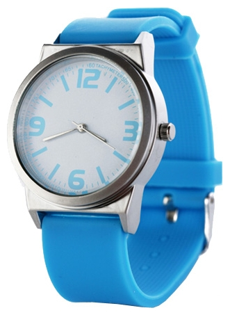 Wrist watch Kawaii Factory Simple (golubye) for women - picture, photo, image