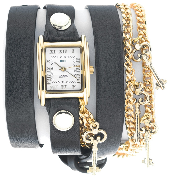 Wrist watch La Mer LMCW1032-GLD for women - picture, photo, image