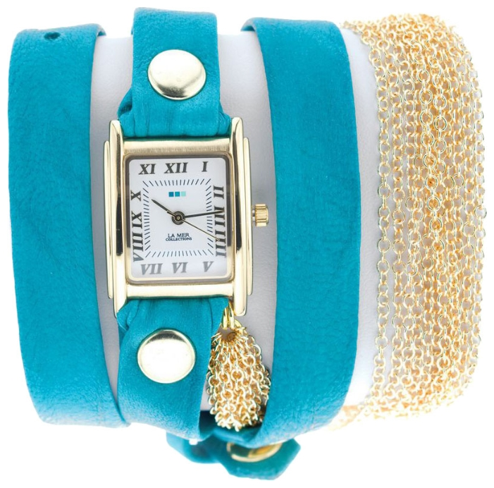 Wrist watch La Mer LMMULTICW1021-TEAL for women - picture, photo, image