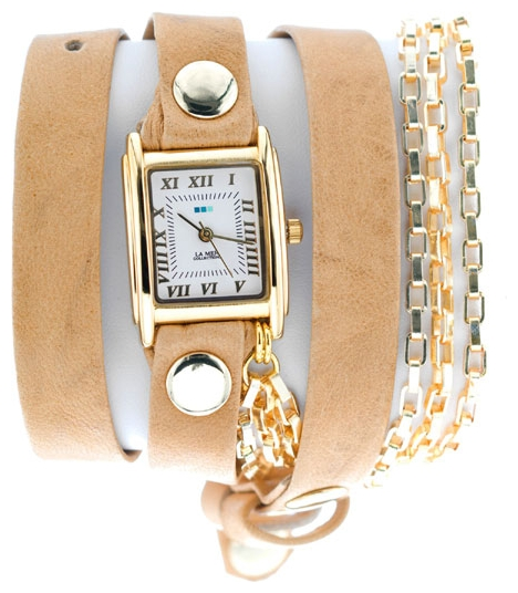 Wrist watch La Mer LMSCW1023 for women - picture, photo, image