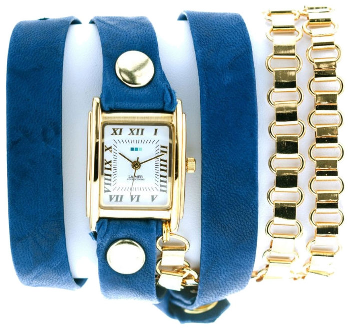 Wrist watch La Mer LMSTW5001 for women - picture, photo, image