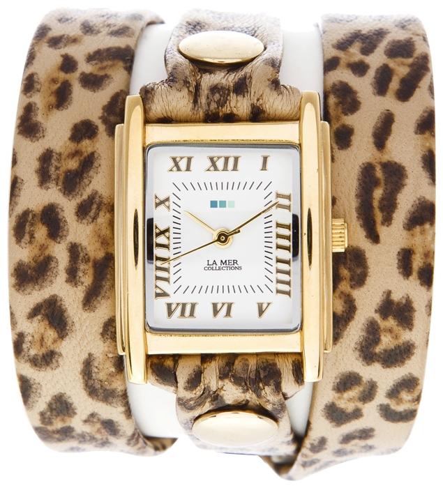 Wrist watch La Mer LMSTW6005 for women - picture, photo, image