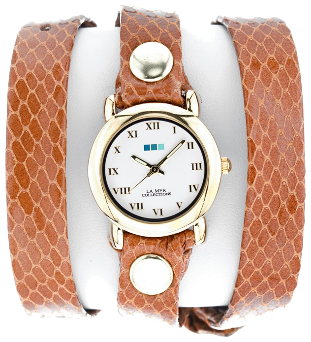 Wrist watch La Mer LMSTW6006 for women - picture, photo, image