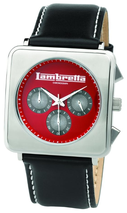 Wrist watch Lambretta 2051red for Men - picture, photo, image