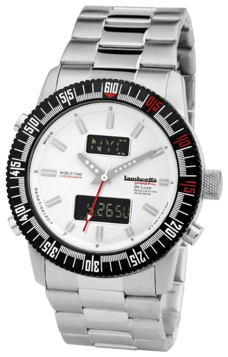 Wrist watch Lambretta 2148whi for Men - picture, photo, image