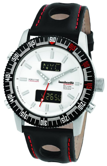 Wrist watch Lambretta 2149whi for Men - picture, photo, image