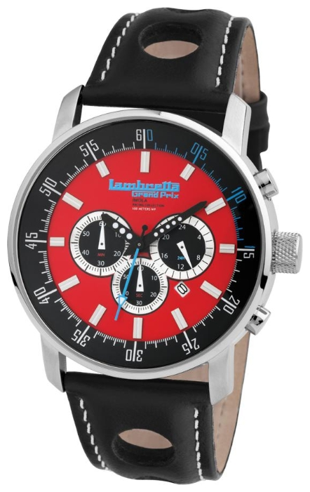 Wrist watch Lambretta 2151red for Men - picture, photo, image