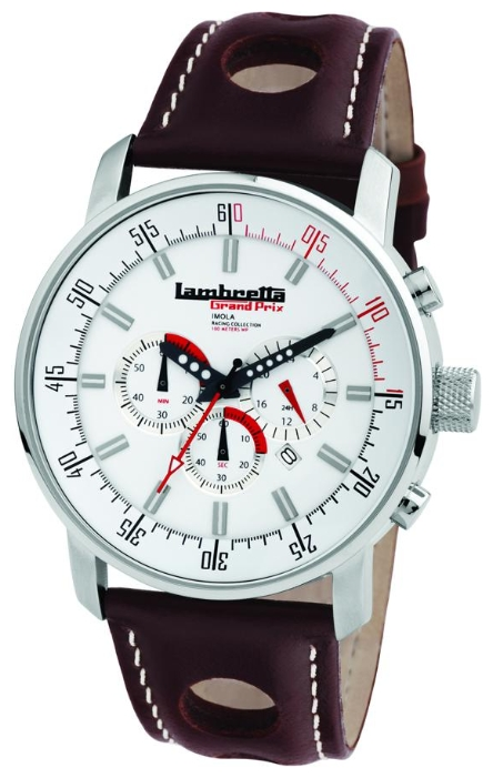 Wrist watch Lambretta 2151whi for Men - picture, photo, image