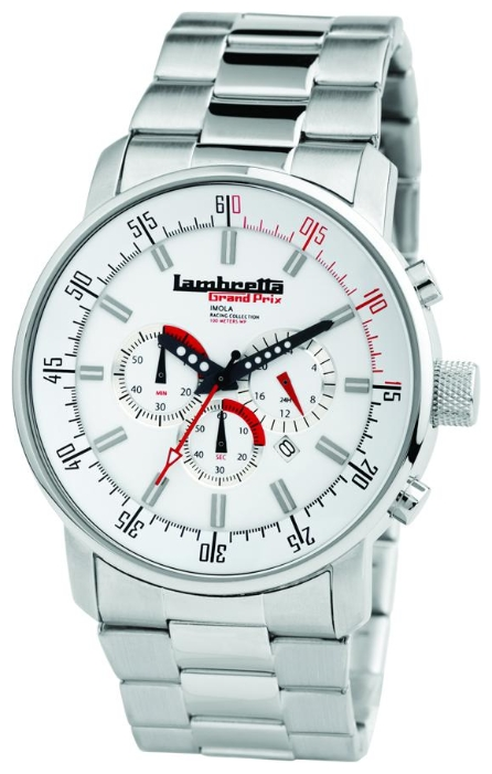 Wrist watch Lambretta 2152whi for Men - picture, photo, image