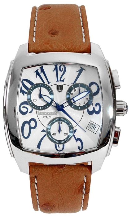 Wrist watch Lancaster 0251 SSLBLMCBN for Men - picture, photo, image