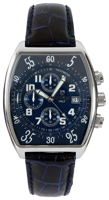 Wrist watch Lancaster 0258 BL/BL/P for Men - picture, photo, image