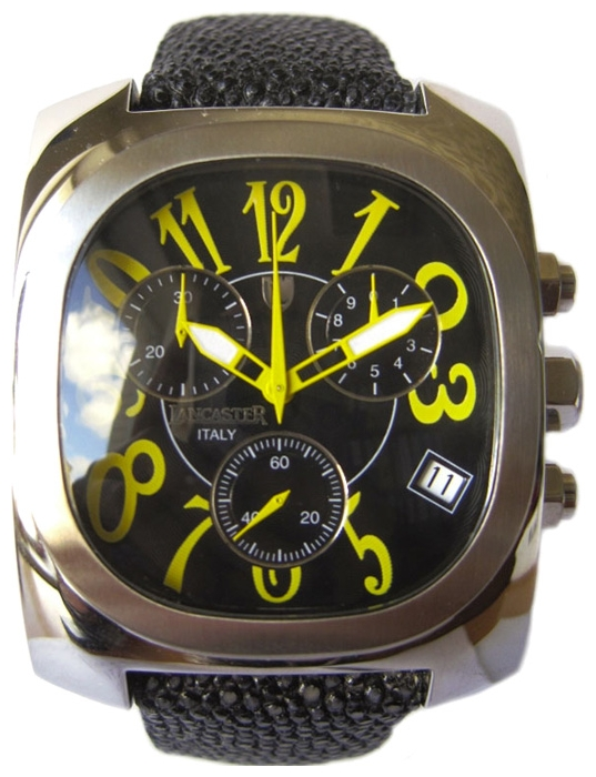 Wrist watch Lancaster 0287 G/NRGLNR for Men - picture, photo, image