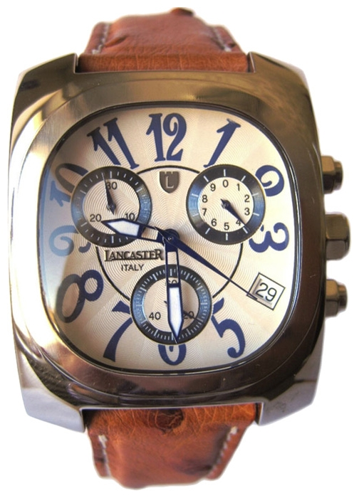 Wrist watch Lancaster 0287 SSLBLMCBN for Men - picture, photo, image
