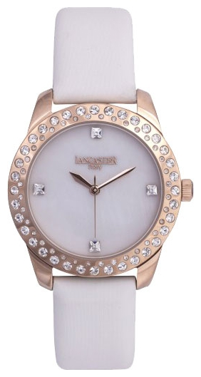 Wrist watch Lancaster 0630 LZRGBNBN for women - picture, photo, image