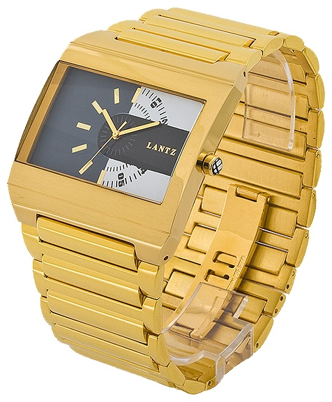 Wrist watch LANTZ LA1090 GD for Men - picture, photo, image