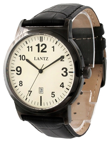 Wrist watch LANTZ LA1095 BK for Men - picture, photo, image