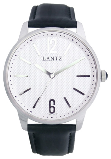 Wrist watch LANTZ LA835 W/BK for Men - picture, photo, image
