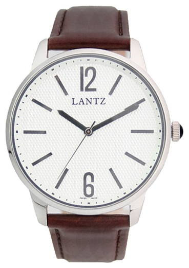 Wrist watch LANTZ LA835 W/BR for Men - picture, photo, image