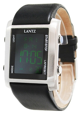 Wrist watch LANTZ LA945 BK for Men - picture, photo, image