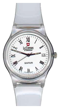 Wrist watch Le Temps LT1003.11BR04 for unisex - picture, photo, image