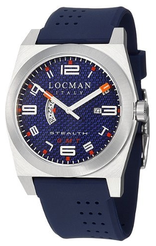 Wrist watch LOCMAN 200BLKVL for Men - picture, photo, image