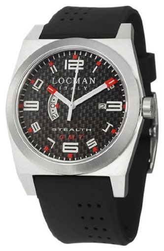 Wrist watch LOCMAN 200CRBBK for Men - picture, photo, image