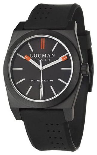 Wrist watch LOCMAN 201BKBKPVBK for Men - picture, photo, image