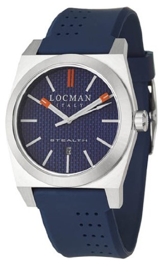 Wrist watch LOCMAN 201BLKVL for Men - picture, photo, image
