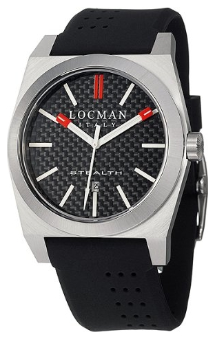 Wrist watch LOCMAN 201CRBBK for Men - picture, photo, image