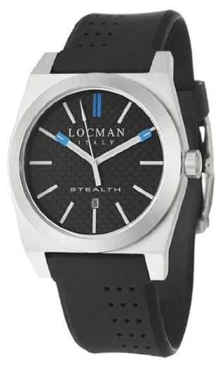 Wrist watch LOCMAN 201CRBSKBK for Men - picture, photo, image