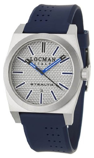 Wrist watch LOCMAN 201SLKVL-BL for Men - picture, photo, image