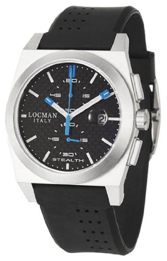 Wrist watch LOCMAN 202CRBSKBK for Men - picture, photo, image