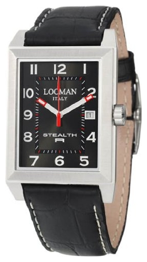 Wrist watch LOCMAN 240BK2BK for Men - picture, photo, image