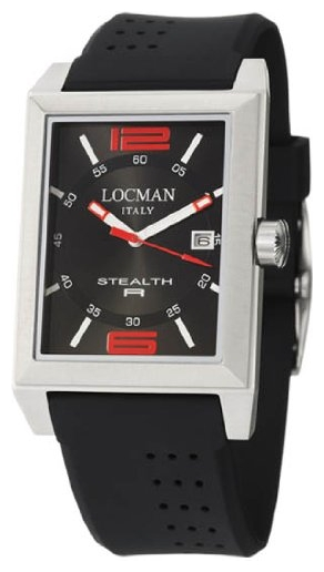 Wrist watch LOCMAN 240BKRD1BK for Men - picture, photo, image