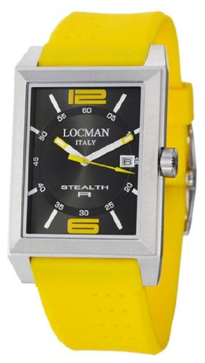 Wrist watch LOCMAN 240BKYL1YL for Men - picture, photo, image