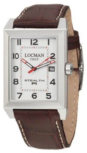 Wrist watch LOCMAN 240WH2BR for Men - picture, photo, image