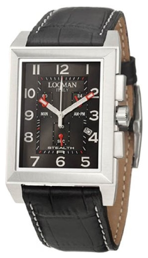 Wrist watch LOCMAN 242BK2BK for Men - picture, photo, image