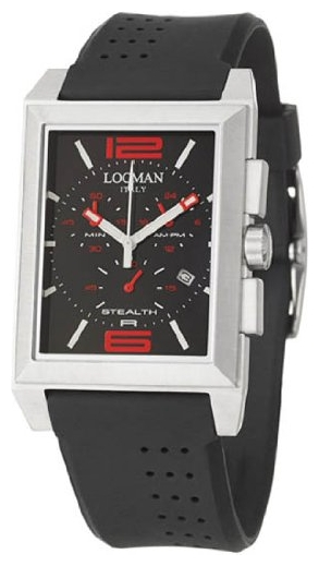 Wrist watch LOCMAN 242BKRD1BK for Men - picture, photo, image