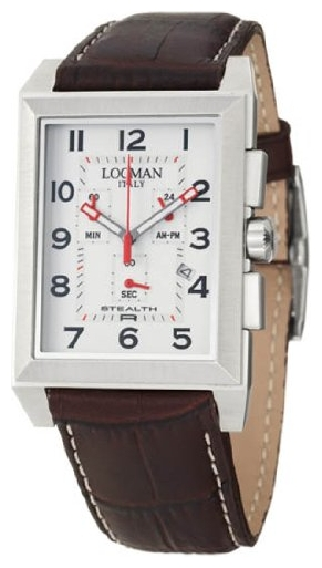 Wrist watch LOCMAN 242WH2BR for Men - picture, photo, image