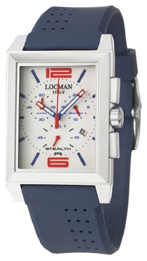 Wrist watch LOCMAN 242WHRD1BL for Men - picture, photo, image